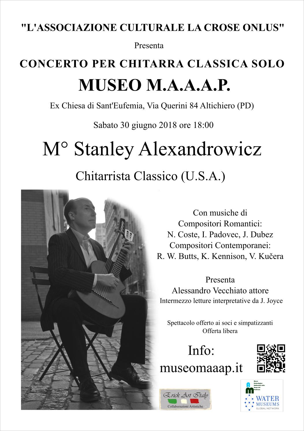 Concerto Chitarra Classica Solo